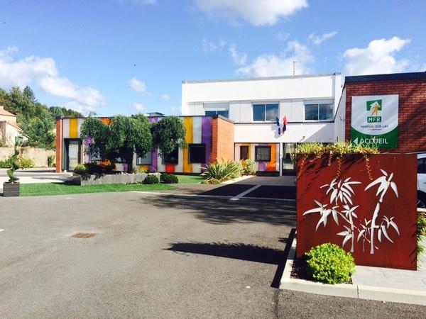 Maison familiale Horticole à Mareuil sur Laye Dissais