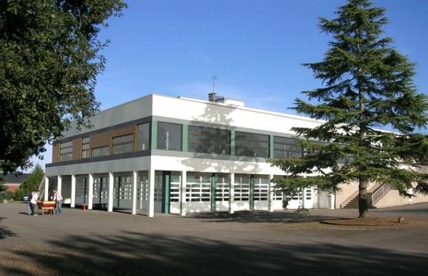 Lycée La Baugerie à Saint Sébastien sur Loire