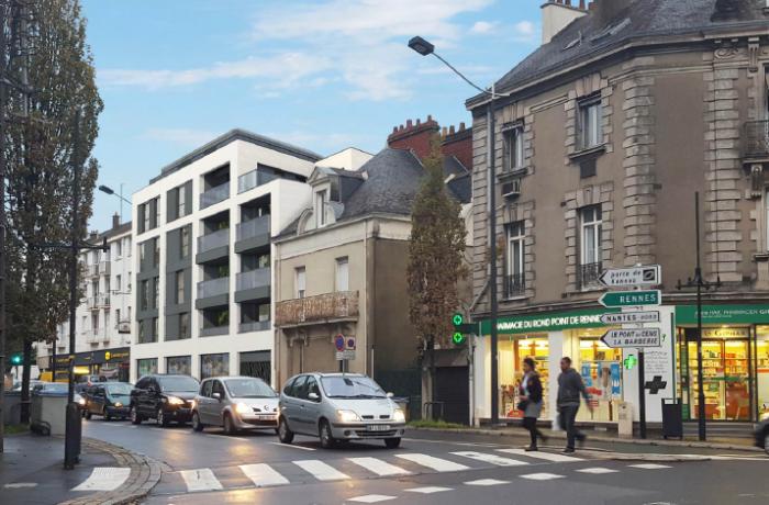 Le 6 à Nantes