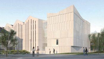 Magasins d'archives départementales à Angers